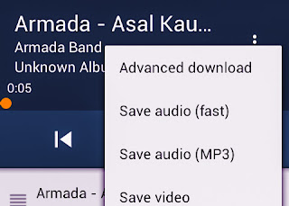 Cara Download Musik Di Youtube Jadi MP3