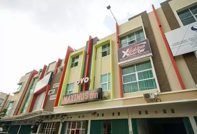 LOKER Resepsionist HOTEL MAXIMUS PALEMBANG OKTOBER 2019