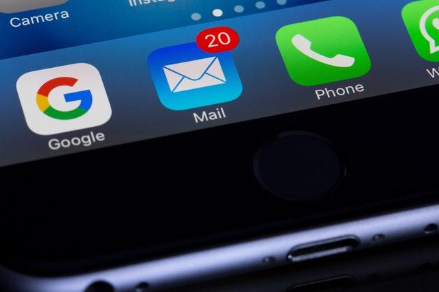 cara menambahkan akun email di iphone