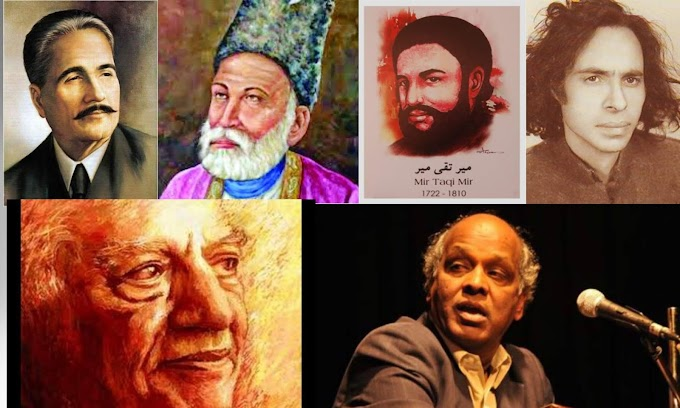 10 Best Urdu Poets of All Time | From Ghalib and Mir to Jaun Elia, Who is the Most Famous Urdu Poet?