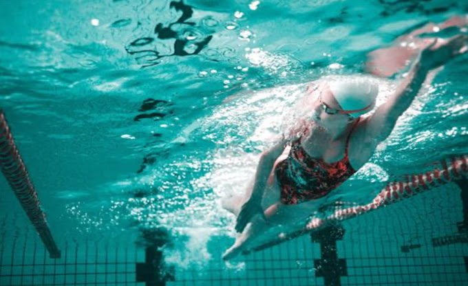 How can we truly effective swimming to lose weight