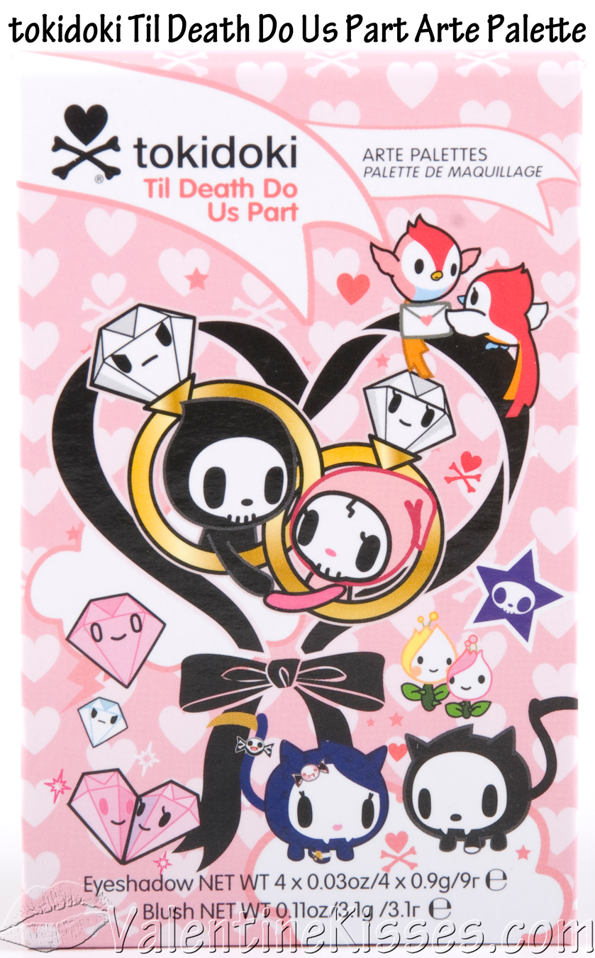 Valentine Kisses Tokidoki Till Death Do Us Part Arte