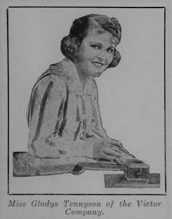 Gladys Tennyson