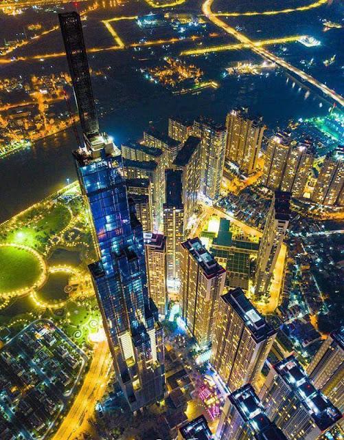 Tòa nhà chọc trời cao nhất việt nam landmark 81
