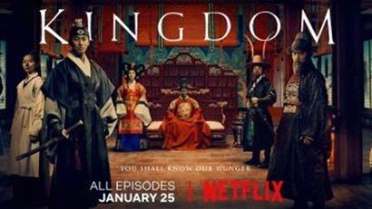 Kingdom on Netflix