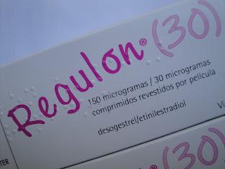 Alteração de marca de pílula contraceptiva