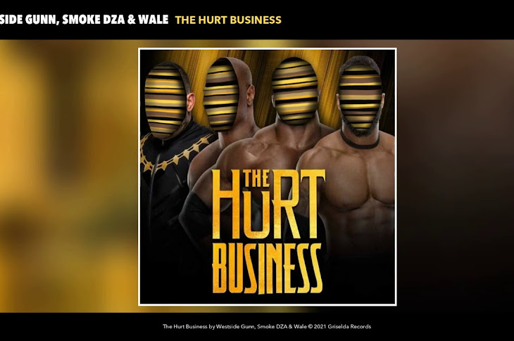Listen: Westside Gunn - The Hurt Business Featuring Wale And Smoke DZA