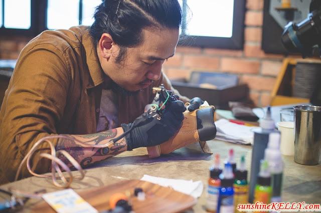 Timberland Asia's First Workshop Concept Store Mid Valley, Timberland Malaysia, Timberland, Timberland Mid Valley Relaunched, Timberland Relaunch, Timberland Fall Winter 2016 Collection, Timberland The Harvest Gold Collection, Timberland Icon Boots