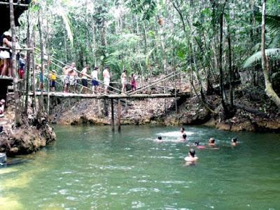 Aventura en el Rio Maguipi
