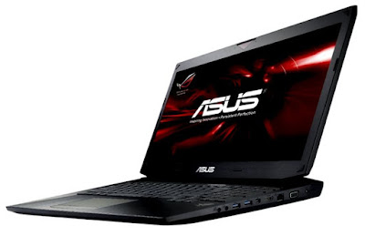 Asus g750 spec Intel Haswell gaming laptop