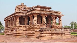 ಐಹೊಳೆ ಶಾಸನದ ಮಹತ್ವ Aihole Temple Information in Kannada