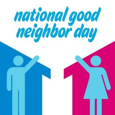 National Neighbor Day Wishes Images