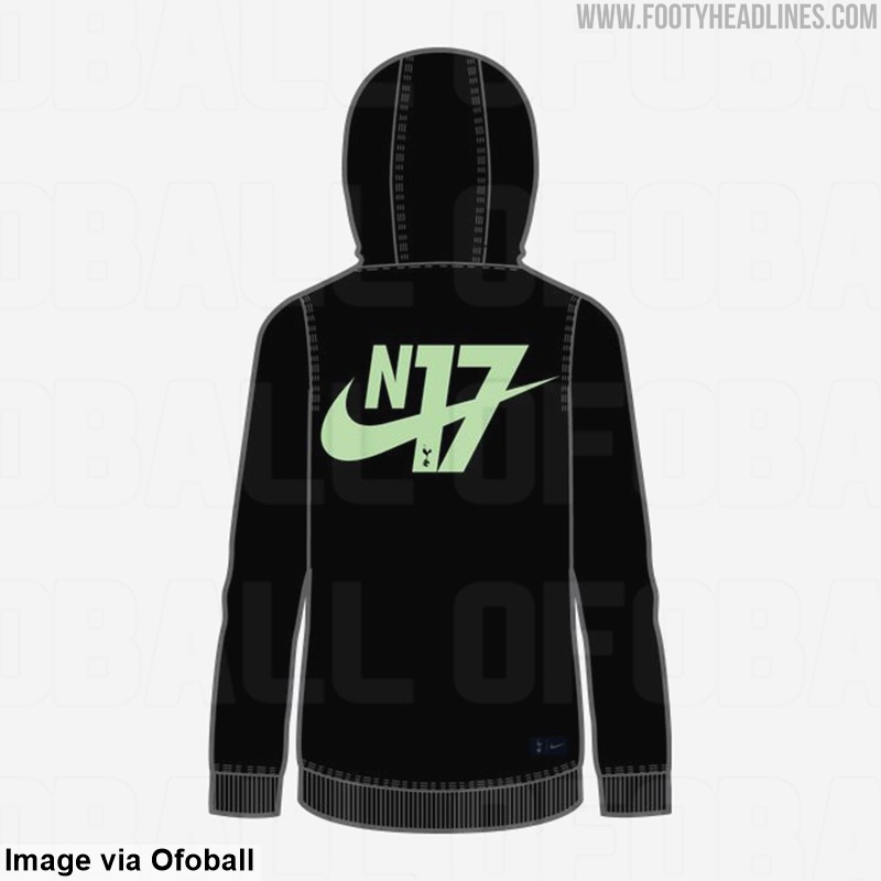Tottenham Hotspur 21 22 Third Kit Leaked Inspired By N17 North London
