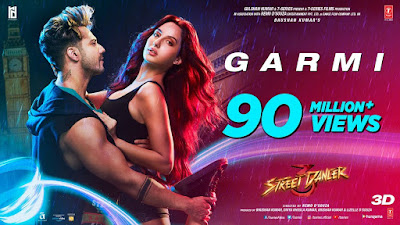 Garmi Song Lyrics - Street Dancer 3D - Hindi Songs 2020