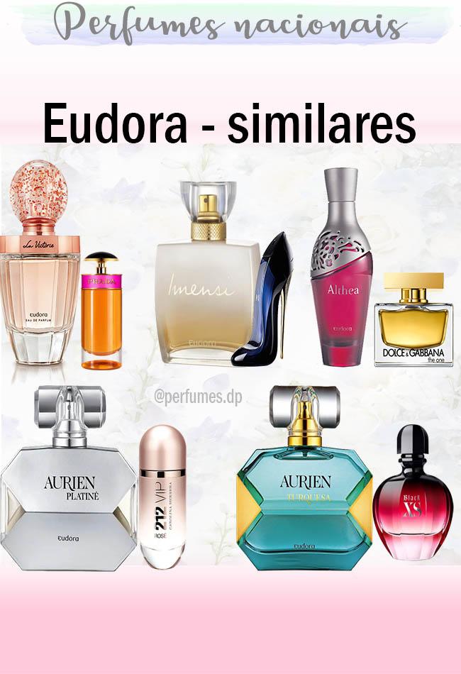 Perfumes similares Eudora