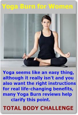 Yoga Burn Total Body Challenge Digital Plus Physical 2020 Health Women Club