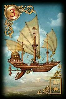 combinacao carta navio
