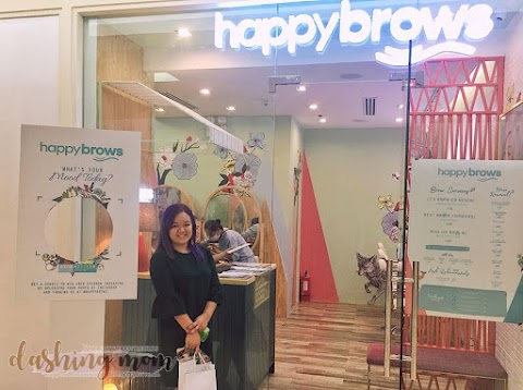"""Learn the Language of your Brows """"Browmoticons"""" 