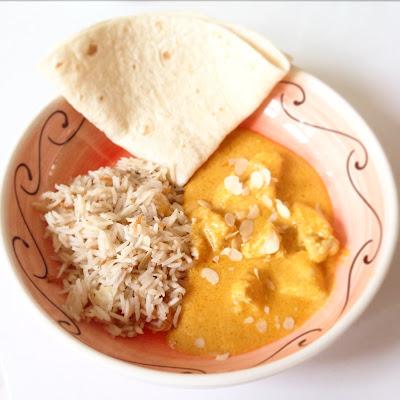 Indian Takeaway En Korma Curry