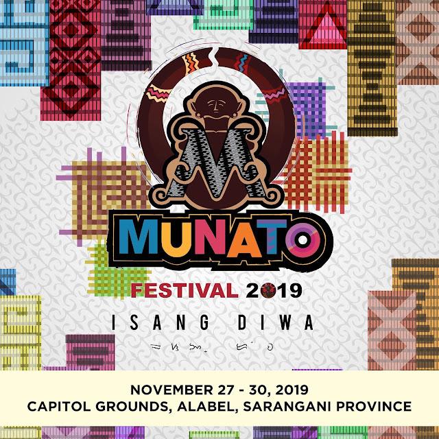 Don't miss Munato Festival in Sarangani Province this November