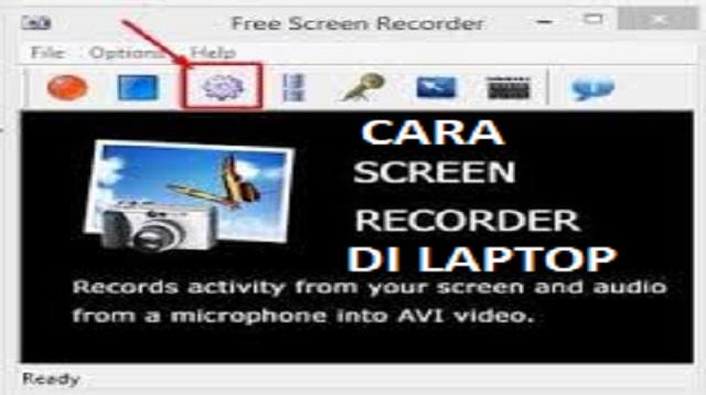 Cara Screen Record di Laptop