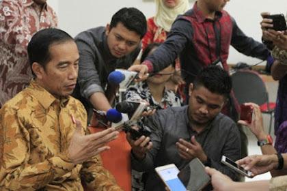 Jokowi Bakal Panggil Kapolri Bahas Kasus Novel