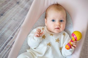اسباب خنفرة الأنف عند الاطفال الرضع