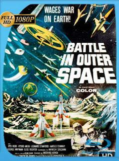 Batalla En El Espacio Exterior [1959] HD [1080p] Latino [GoogleDrive] SilvestreHD