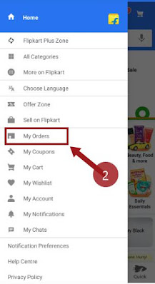Flipkart Me Product Return Ya Replace Kaise Kare