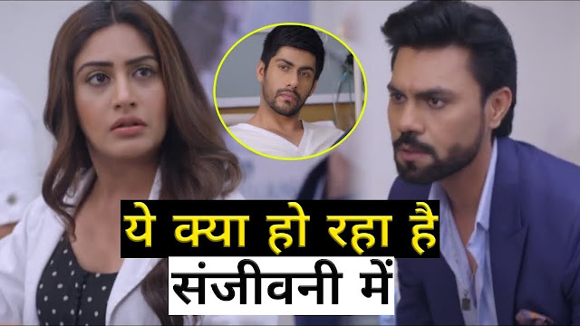 High Voltage Drama : Ishani refuses to divorce NV propose for re-marriage before Sid in Sanjivani 2