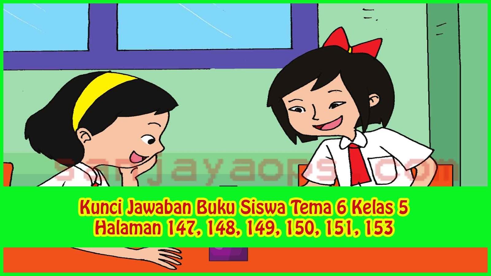 Kunci Jawaban Bahasa Indonesia Kelas 12 Pelajaran 5 Halaman 153