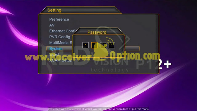 REDVISION P12 PLUS E507 1G 8M NEW SOFTWARE 15 SEPTEMBER 2021