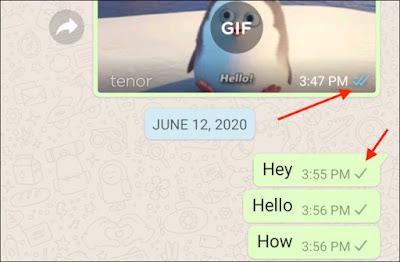 WhatsApp من حظرك.