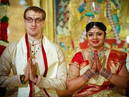 Chad Bowen and Meghana wedding