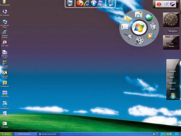 Pengalaman Hidupku: Windows XP Vienna Edition SP3 2011