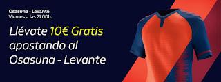 william hill promo Osasuna vs Levante 24 enero 2020