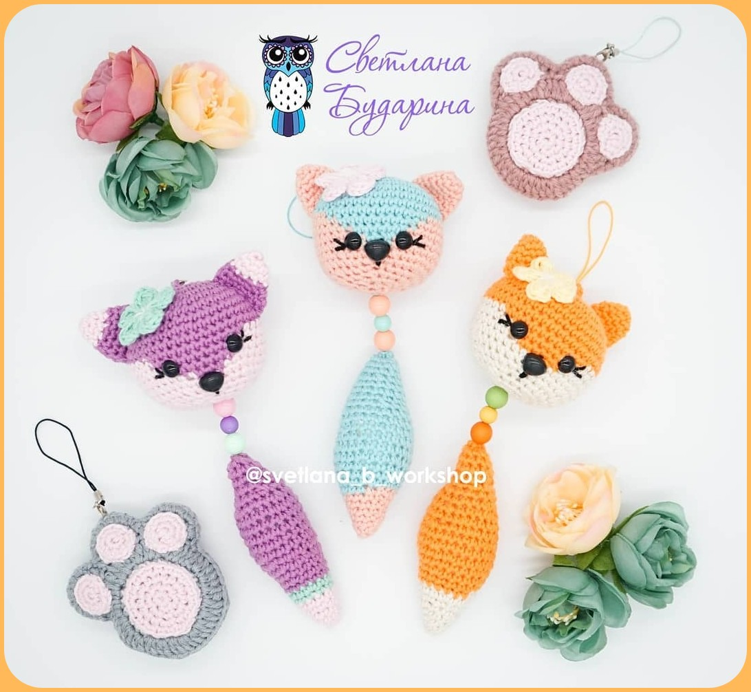 Free and Awesome Red Fox Amigurumi Crochet Pattern - Free ... | 1006x1092