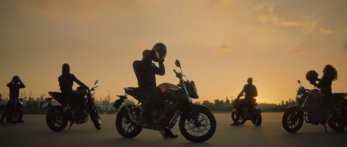 Honda Motos se inspira em filmes de ação para nova campanha do modelo CB 500F