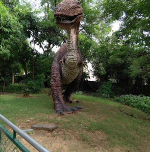 Balasinor Dinosaur Fossil Park in Ahmedabad