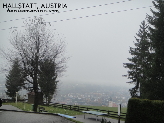 Impromptu Road Trip to Hallstatt, Austria