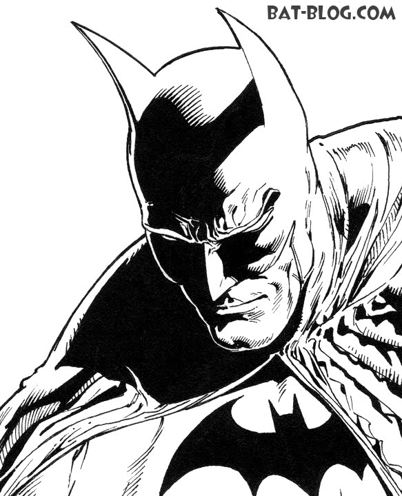 Batman and two face artwork by ethan van sciver