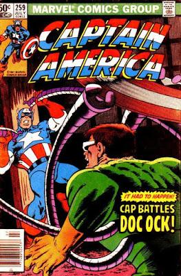Captain America #259, Doctor Octopus