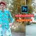High-End Colour Grading Tutorial | Outdoor Photoshop Editing | Photoshop Color Grading Presets Free