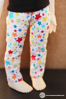 inEssence Creations - LittleFee Cotton Pants