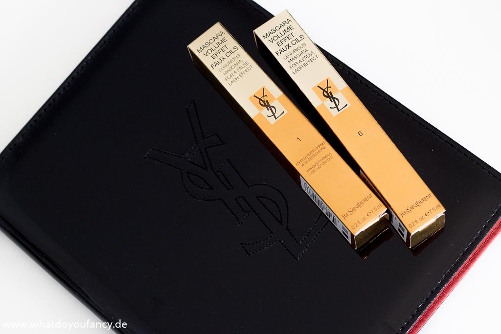 Yves Saint Laurent Volume Effet Faux Cils Mascara High Density Black Deep Night