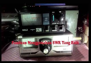 Standing Wave Ratio Alias SWR Berikut Cara Penggunaanya