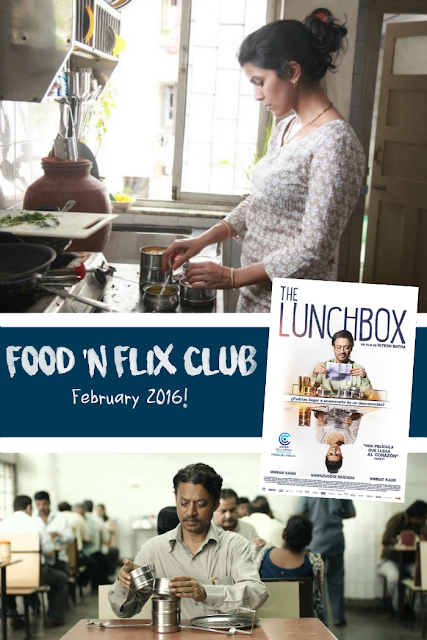 The Lunchbox - Food 'n Flix pick February 2016