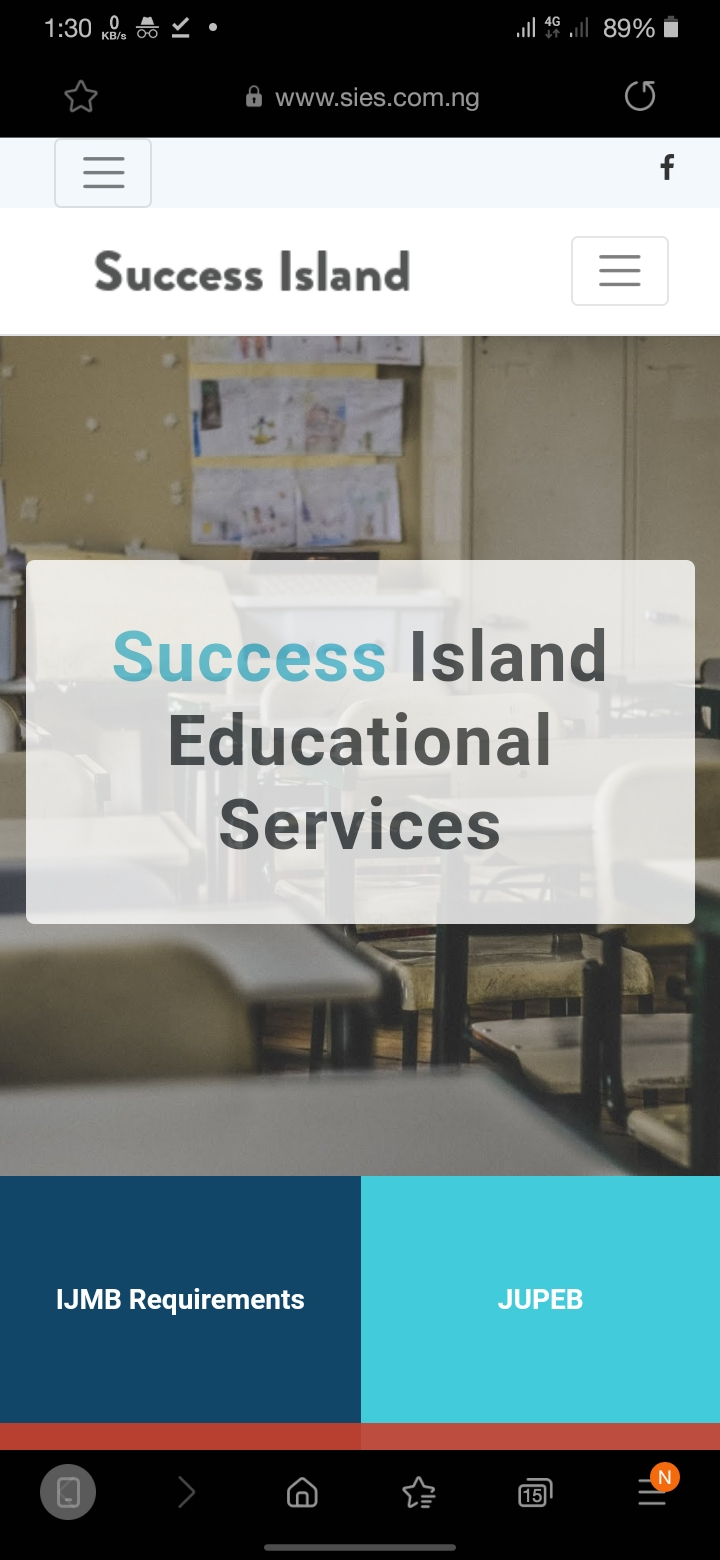 Educational Agency Website