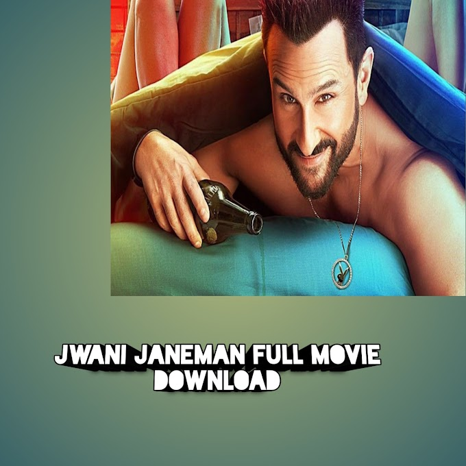 Jwani janeman full movie leaked online by Tamilrockers,