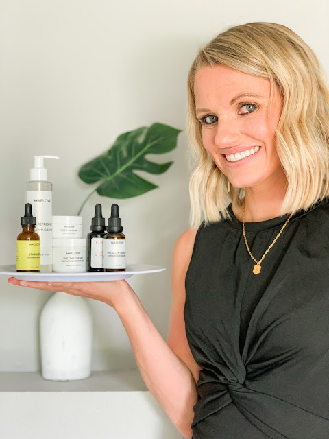 My Everyday Skincare Routine with Maelove